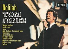 LP 3573  TOM JONES DELILAH