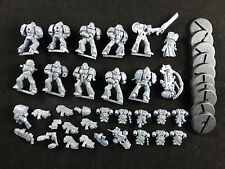 40K Dark Vengeance : Space Marines Dark Angels Tactical Squad