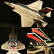 F-35A Joint Strike Fighter AF-01 Diecast Challenge Coin