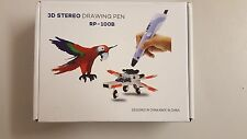 3D Stereo Drawing Pen With LCD Display Drawing RP-100B