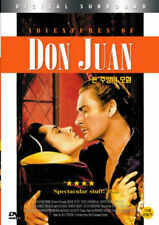 Adventures of Don Juan (1948) Errol Flynn DVD *NEW