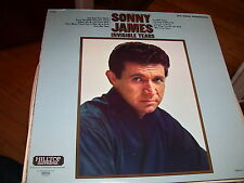 SONNY JAMES-INVISIBLE TEARS-LP-VG-HILLTOP/CAPITOL-1969-I'LL KEEP HOLDING ON