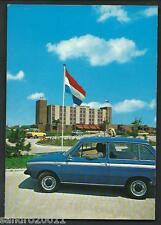 Daf + Sheraton Inn Geldrop - cartolina pubblicitaria