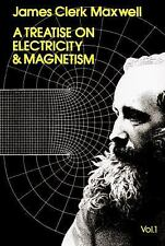 Dover Books on Physics: A Treatise on Electricity and Magnetism Vol. 1 by...