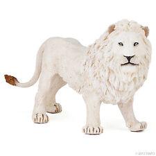 052) PAPO (50074) Leone Bianco White Lion Leon Safari Savannah Africa personaggio animale