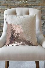 Mermaid Pillow Sequin PILLOW cover Throw Pillow MAGICAL color changeREVERSIBL A4