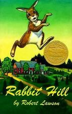 Rabbit Hill by Robert Lawson (1944, Hardcover)