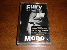 Fury In The Slaughterhouse CASSETTE Mono NEW