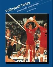 Volleyball Today (Wadsworth Health Fitness) by Dunphy, Marv, Wilde, Rod