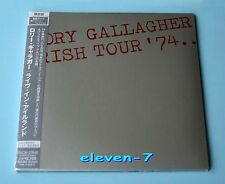 RORY GALLAGHER Irish Tour '74 JAPAN mini LP CD brand new & still sealed Taste