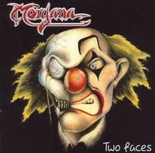 MORGANA Two Faces CD ( o164a ) Power Metal - 162313