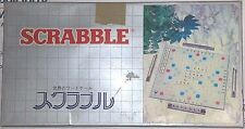 RARE Vintage Scrabble Japanese English Language Edition 1955 Complete