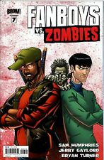 Fanboys vs. Zombies #7 Variant