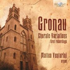 Venturini,Matteo - Chorale Variations-First Recordings