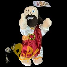 "Clerks BUDDY CHRIST 8"" Plush Figure DOGMA Kevin Smith JAY & Silent BOB!"