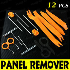 12PCS Car Trim Dash Stereo Audio Removal Panel Tool Kit For HOLDEN Models