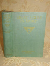 Antique Collectable Book Of Great Hours In Sport, By John Buchan - 1921