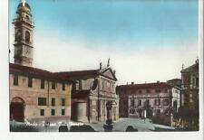 meda vecchia cartolina primo colore piazza vitt veneto 73250