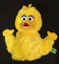 GUND Sesame Street 2013 Sesame Workshop Big Bird Plush Hand Puppet