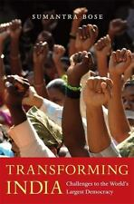 Transforming India: Challenges to the World's Largest Democracy-ExLibrary