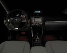 SUBARU H701SFJ100 Footwell Illumination Kit Red