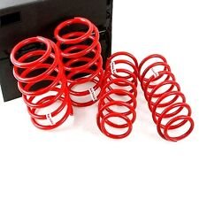 Tuning Down Lowering Storm Spring 4P 1Set  For 12 Kia Rio 4d & Rio 5d