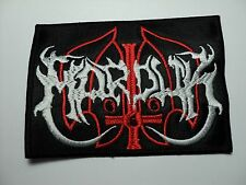 MARDUK  OLD LOGO        EMBROIDERED PATCH
