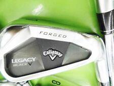 CALLAWAY Legacy Black 7pc Dynamic Gold S-flex IRONS SET Golf Clubs