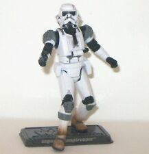 Star Wars 30th TAC Force Unleashed IMPERIAL JUMP TROOPER ~ LOOSE