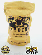 GOLD RUSH PAYDIRT from Vermont, ONE (1 ) POUND, REAL GOLD GUARANTEE