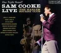 SAM COOKE : ONE NIGHT STAND: LIVE AT THE HARLEM SQUARE CLUB 63 (CD) sealed