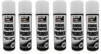 General Purpose PRIMER Spray Paint Interior Exterior Wood Metal DIY White New
