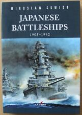 Japanese Battleships 1905–1942 - Kagero ENGLISH Hardback SUPERB!!