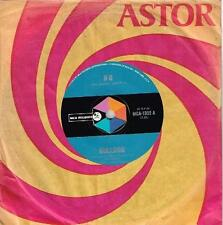 """BULLDOG - NO - RARE 7"""" 45 VINYL RECORD - 1972"""