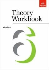 ABRSM Theory Workbook Grade 6 - Same Day P+P