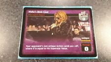 WWE Raw Deal: Ultra Rare Pre-Match,181/181 v13.0 Nidia's Mink Coat