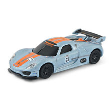 PORSCHE officiel 918 RSR voiture de course USB Memory Stick 8 Go-argent