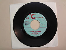 """MAR-TEKS:If I'm Gonna Be Your Man 2:55-Don't Take It Out(On Me)-Big """"C"""" Records"""