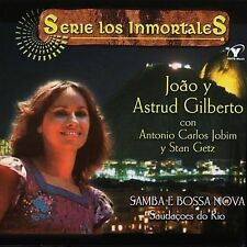 Samba e Bossa Nova-Sauda‡oes Do Rio by Joao Gilberto (CD, Aug-2005, Yoyo)