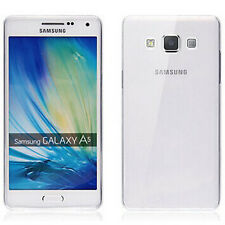 Samsung Galaxy A5 (2016) Ultra Thin Clear Gel Silicone Case Cover + Protector