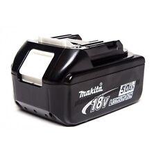 Makita BL1850 Batterie 18V 5Ah Lion = BL1830 BL1840 BSS610 BJV180 BJR181 BTD146