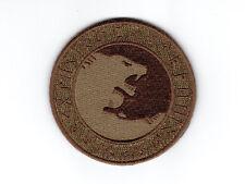 Odin Viking God Wolf In God Viking morale hook patch