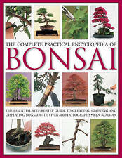 Norman, Ken-Complete Practical Encyclopedia Of Bonsai  BOOKH NEW