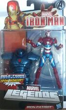 Hasbro Marvel Legends Iron Patriot