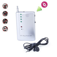 RF Signal Bug Hidden Camera Spy Detector - Detects WiFi Audio Cell Phone SD-01