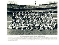 1969 MINNESOTA VIKINGS 8X10 TEAM PHOTO KAPP ELLER PAGE  FOOTBALL HOF USA