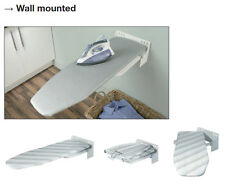 Wall Mounted Ironing Board - space saving solution in your laundry or kitchen