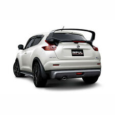 For 11-14 Nissan Juke Rear Spoiler Impul Style + Roof Wing Spoiler OE Style ABS