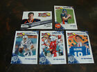 2010 Panini---NFL Player Of The Day---Complete Set---5 Cards---NrMt