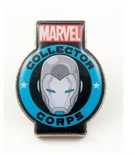 FUNKO POP IRON MAN SUPERIOR Marvel Collector Corps Exclusive pin badge